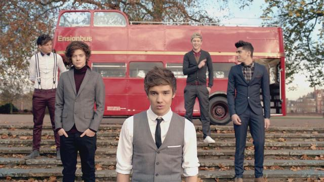 """One Thing"" - One Direction"