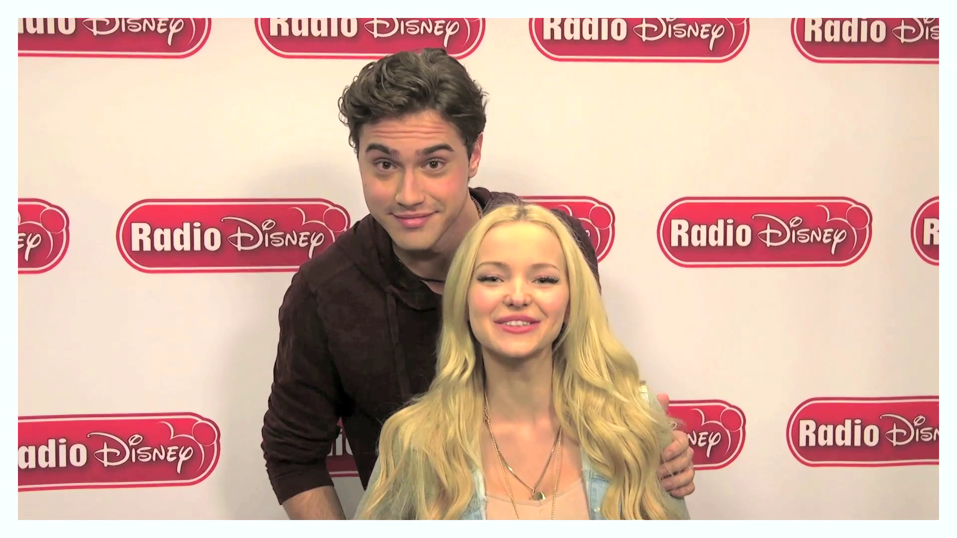 Dove Cameron and Ryan McCartan Take Over | Radio Disney