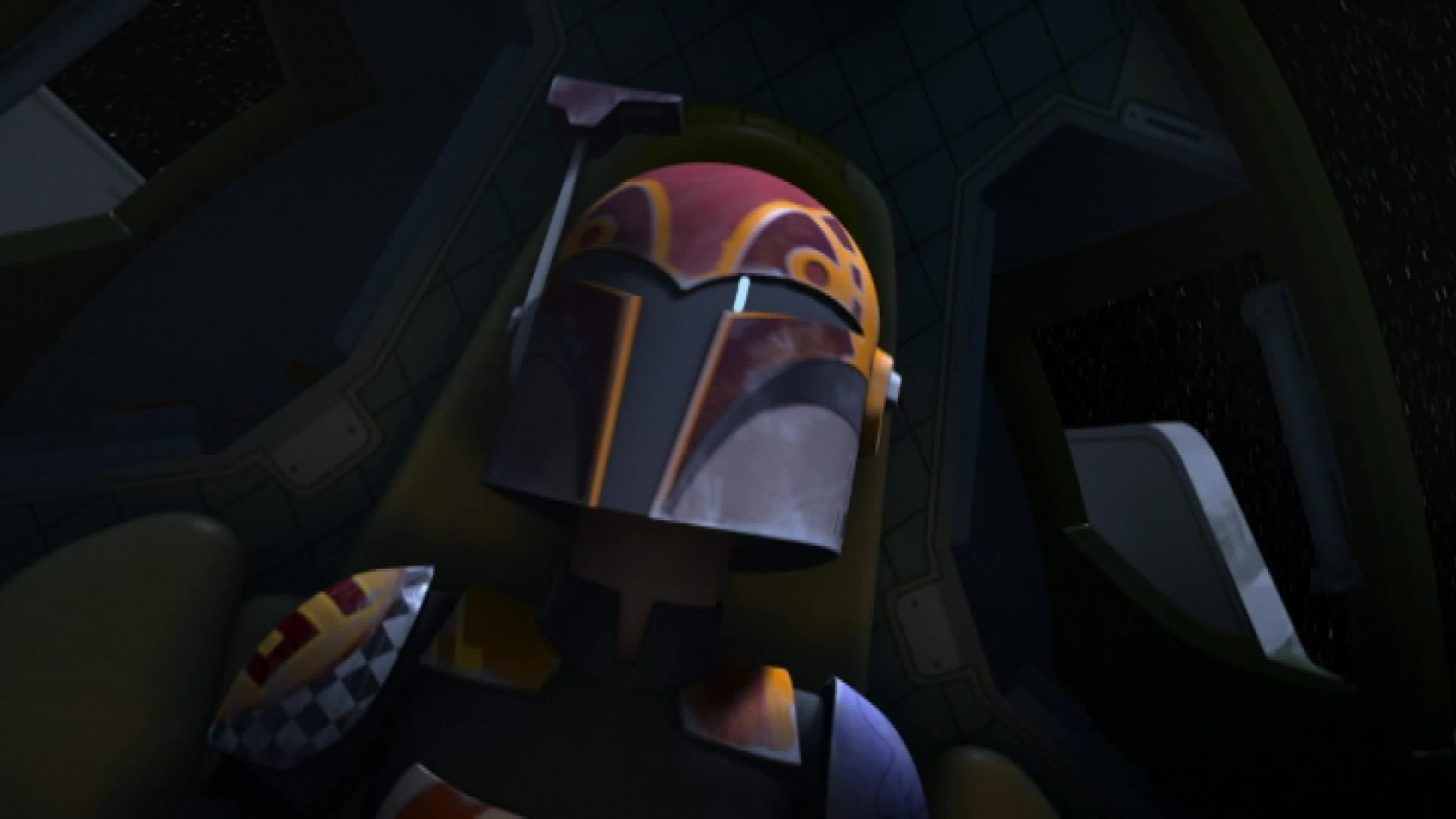 The Protector of Concord Dawn - Star Wars Rebels