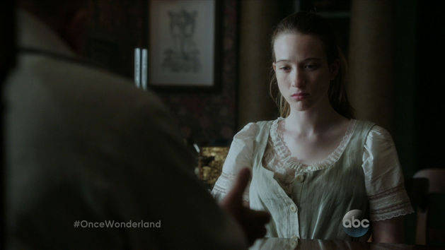 Asylum - Once Upon a Time in Wonderland Clip