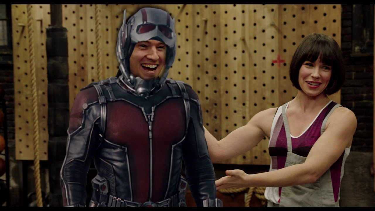 A New Hope - Disney Channel On the Set - Marvel's Ant-Man