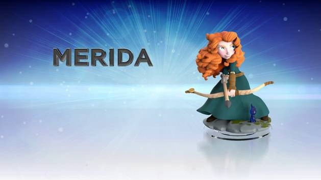 Merida - Disney Infinity 2.0