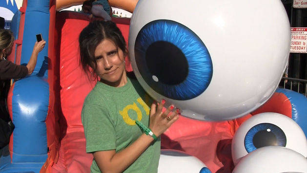 Monster Party Premiere - Radio Disney
