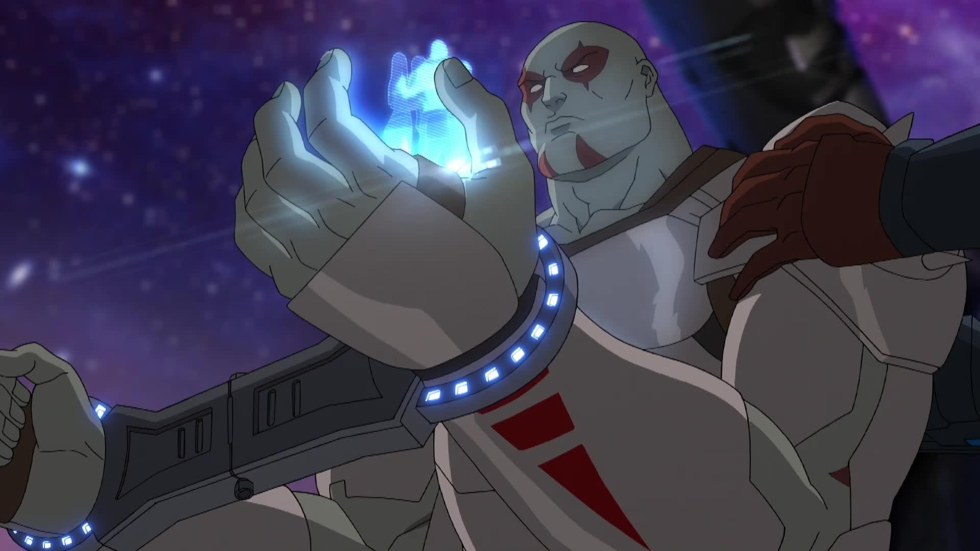 Marvel's Guardians of the Galaxy - Drax - Deel 2