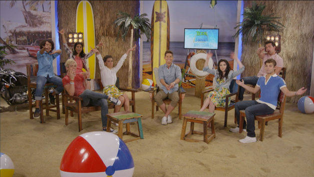Teen Beach Movie Live Chat Part 10