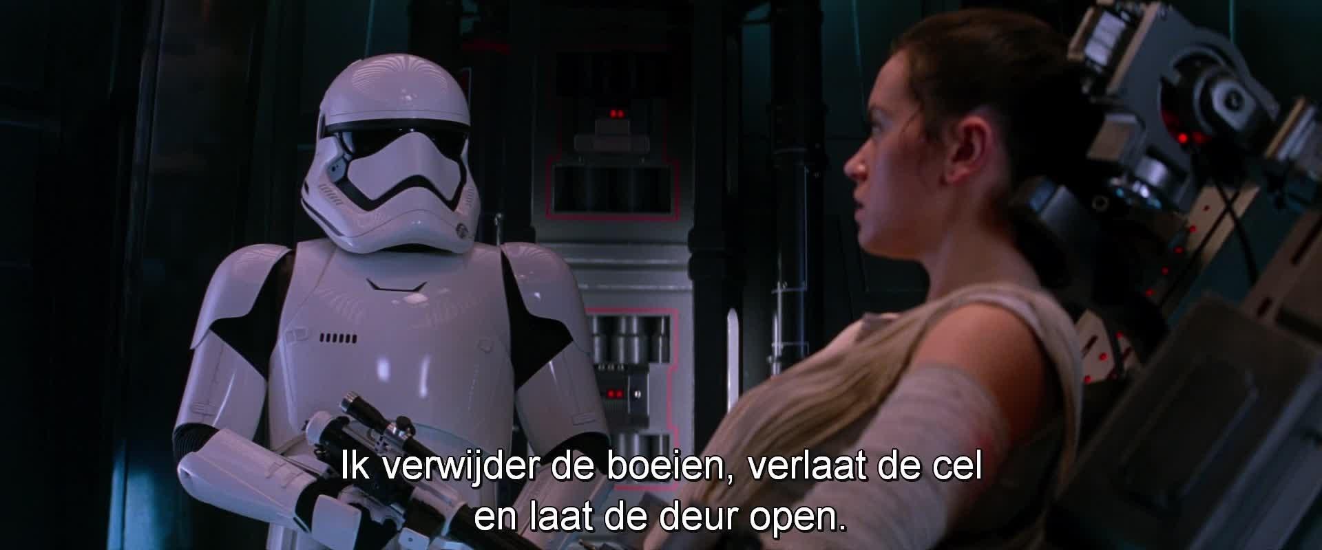 Star Wars: The Force Awakens - Jedi Mind Trick