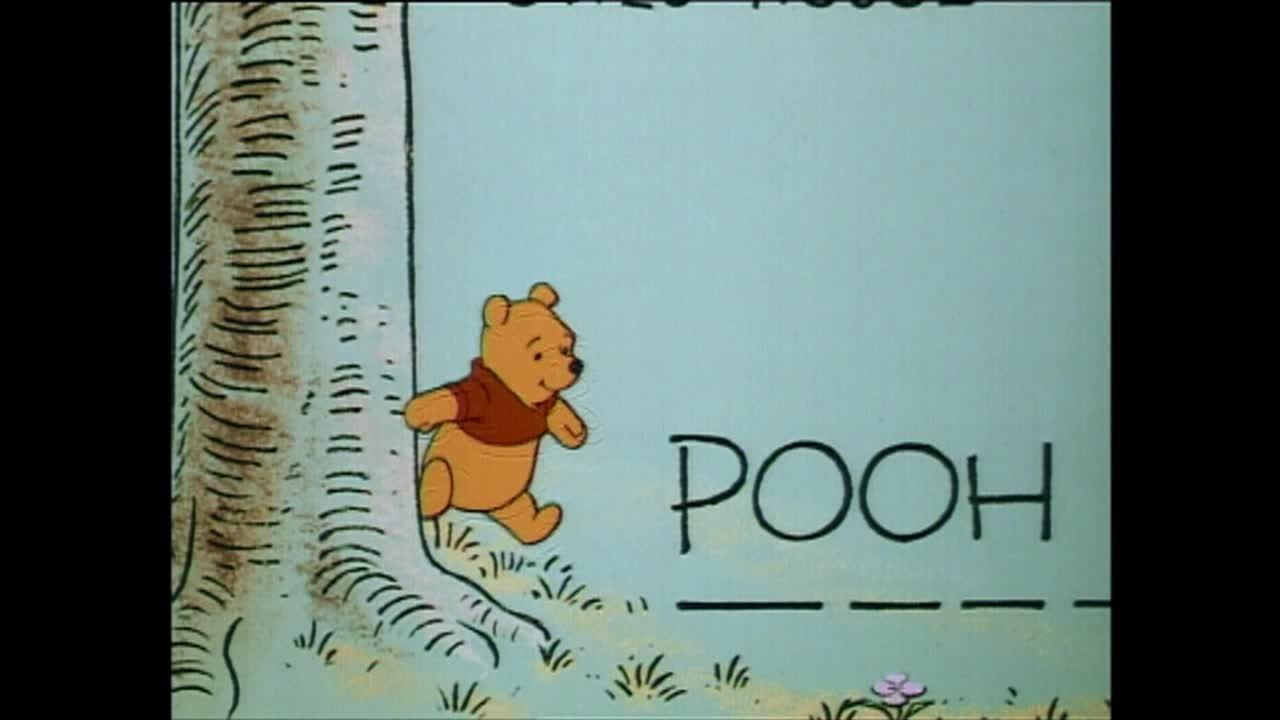 """""""Winnie the Pooh"""" De la película Lo mejor de Winnie the Pooh En Disney Junior """""""