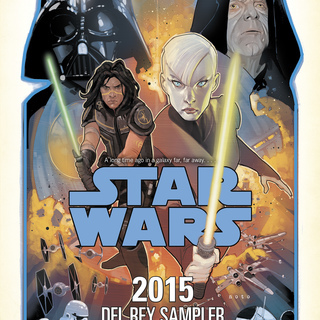 Star Wars Celebration 2015: Del Rey and Penguin Random House Audio Events and Giveaways!