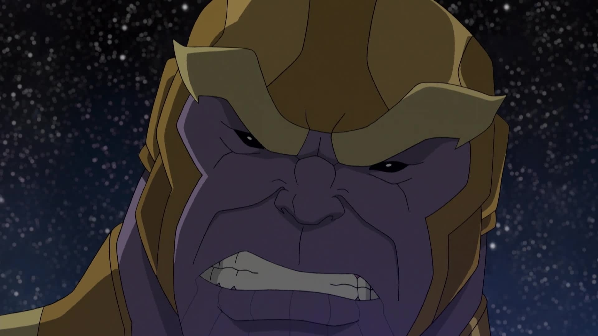 Avengers Assemble - Thanos valt aan!