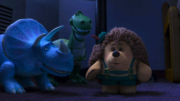 Toy Story of Terror Sneak Peek