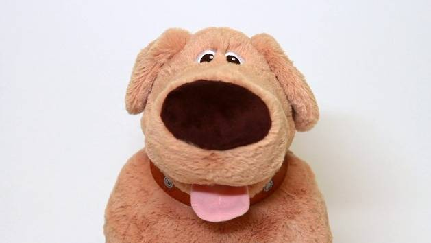 Cuddle 'N' Talk Dug - First Look - Disney Insider