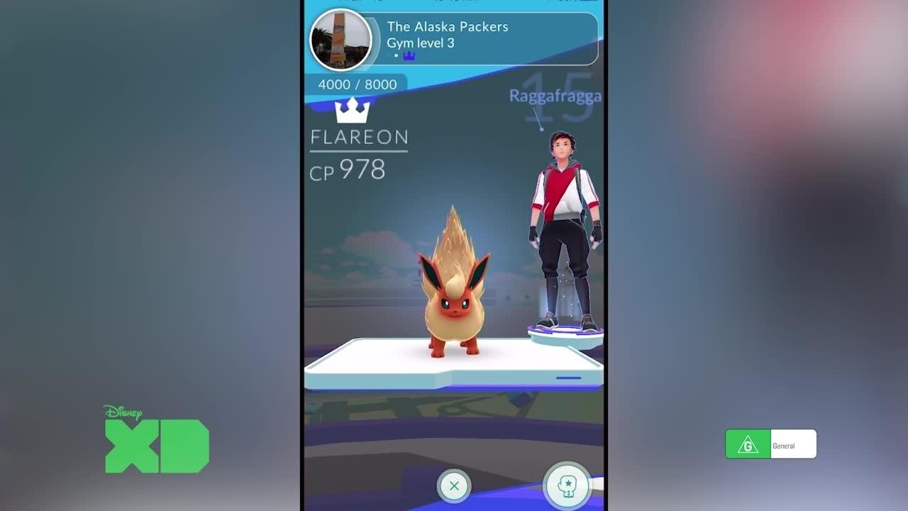 Gamefest - Pokemon Go