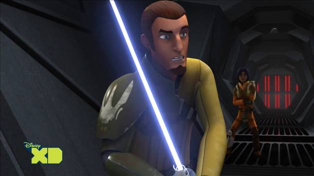 Kanan vs The Inquisitor