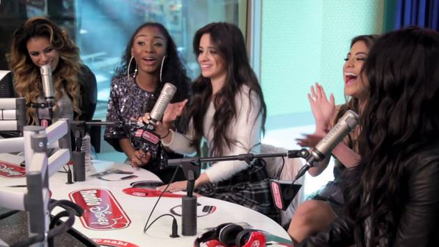 Fifth Harmony Tries Australian Accents with Alli Simpson - Radio Disney
