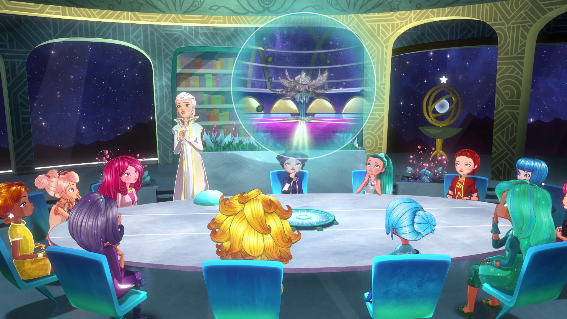 Star-Charmed | Disney's Star Darlings