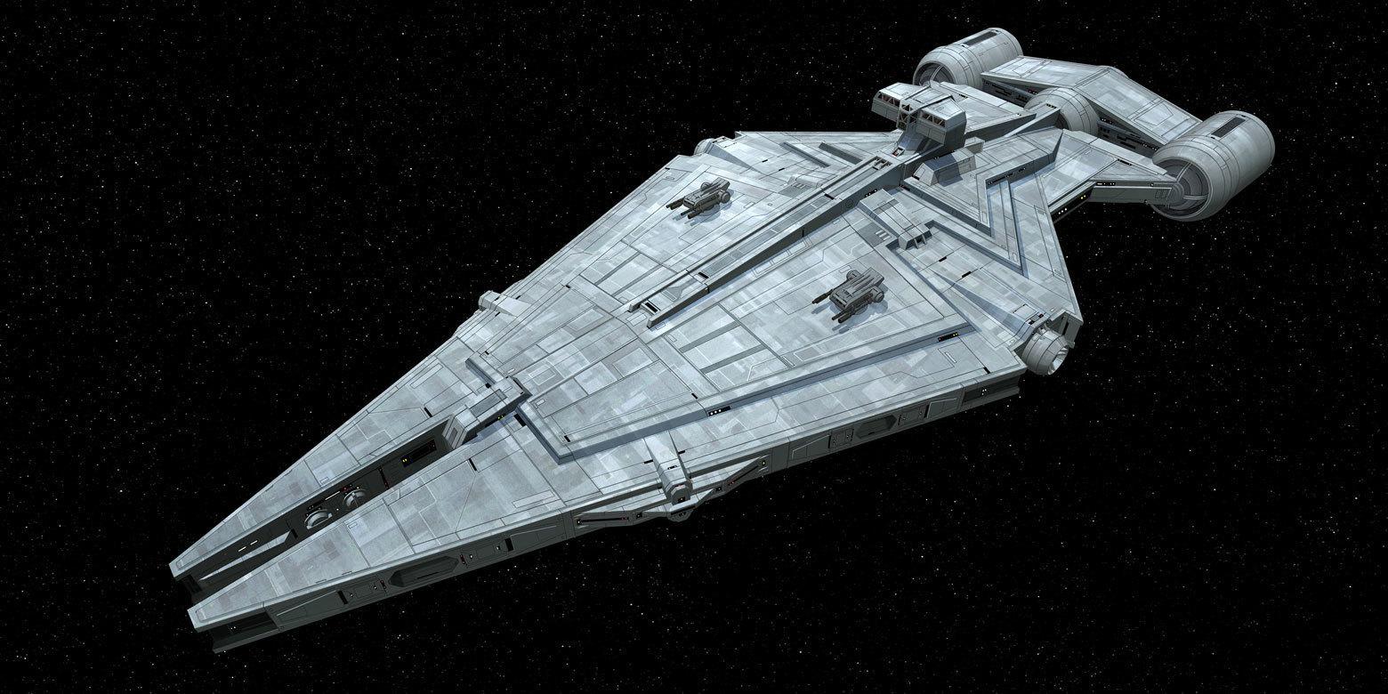Imperial Light Cruiser