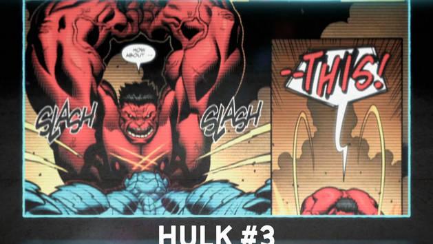 Comics Close-Up: HULK
