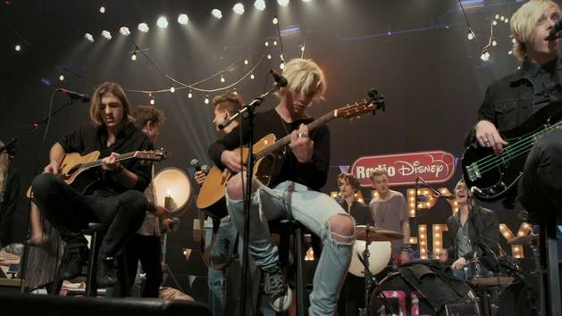 """Best Day Of My Life"" - R5 & Friends - Live at Radio Disney's Family Birthday"