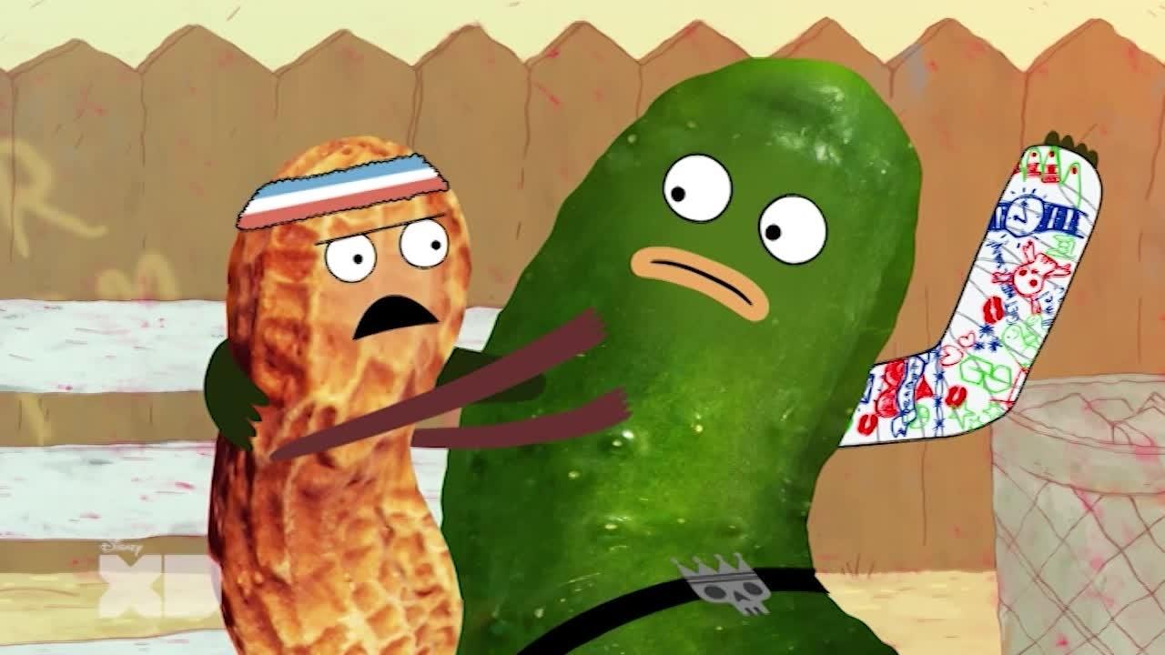 Pickle e Peanuts - Fratelli di gesso