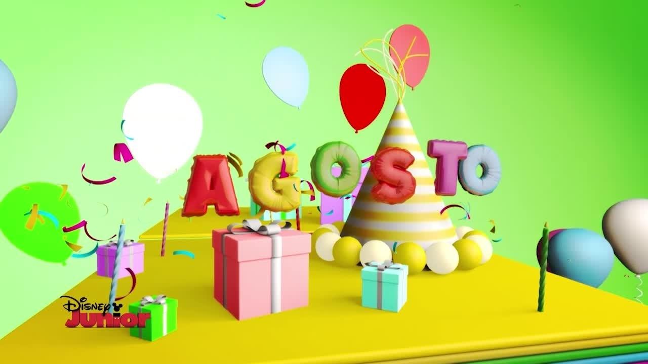 Buon Compleanno - Agosto