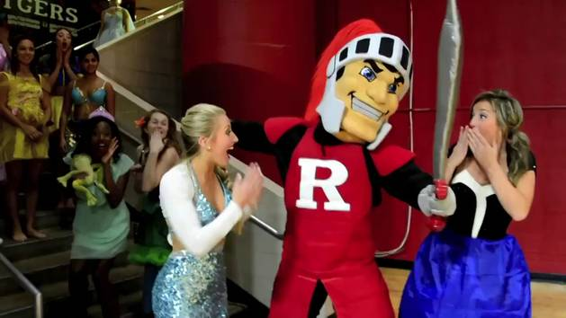 Rutgers - Cheer Your Disney Side