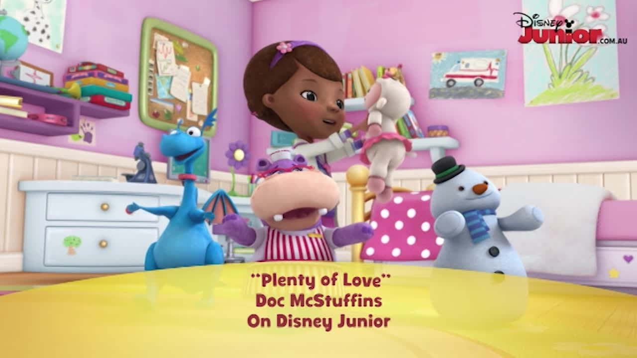 Doc McStuffins - Song: Plenty of Love