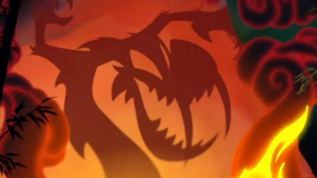Mulan: Meeting Mushu