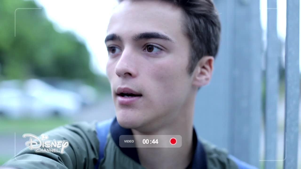 Alex&Co. - Video Selfie Alex episodio 1