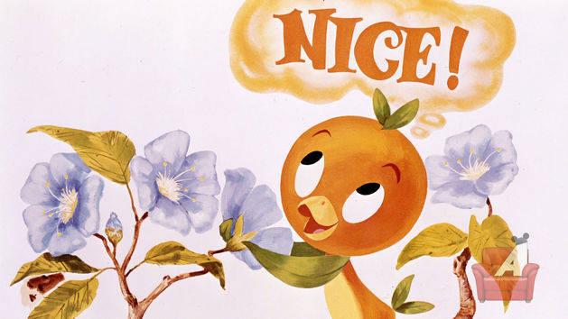 Disney's D23 Armchair Archivists: The Orange Bird
