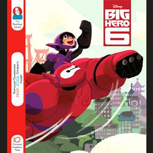 My Bedtime Story Big Hero 6