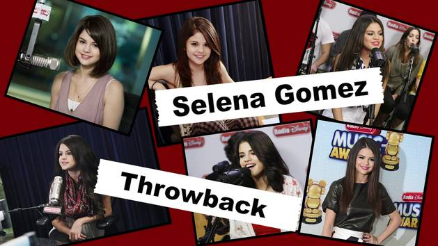 Selena Gomez Throwback - Radio Disney