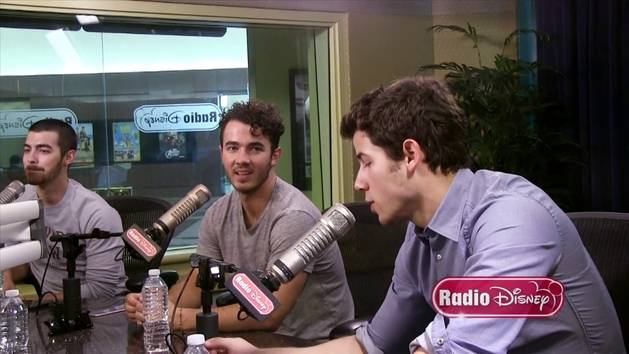 Jonas Brothers - Radio Disney Exclusive