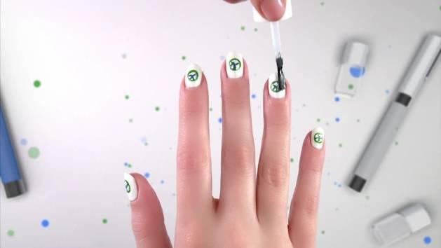 Här är ditt liv Riley-naglar