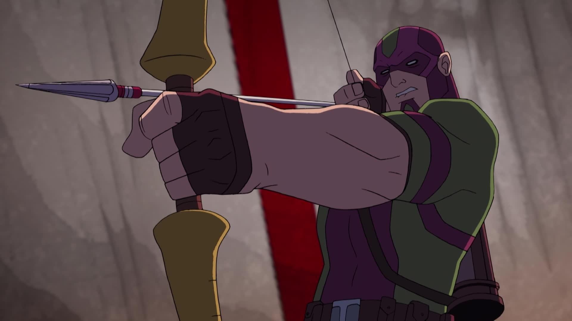 Avengers Assemble - Crimicircus