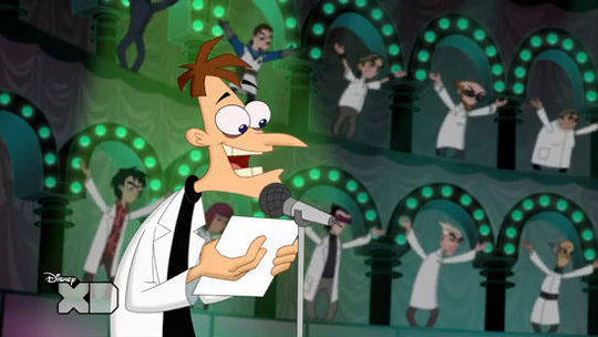 Phineas e Ferb - Mostri di crudeltà