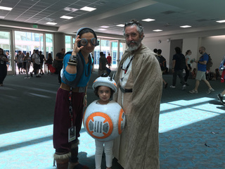SDCC 2016: Star Wars Roundup!