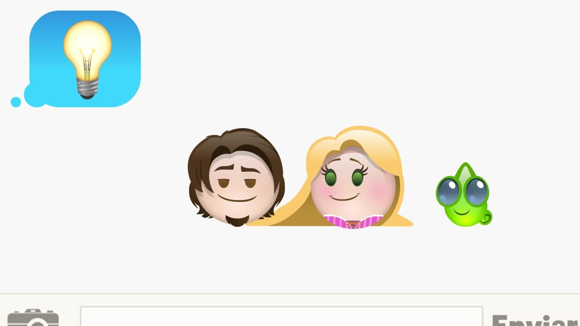 Entrelaçados Contado Por Emoji