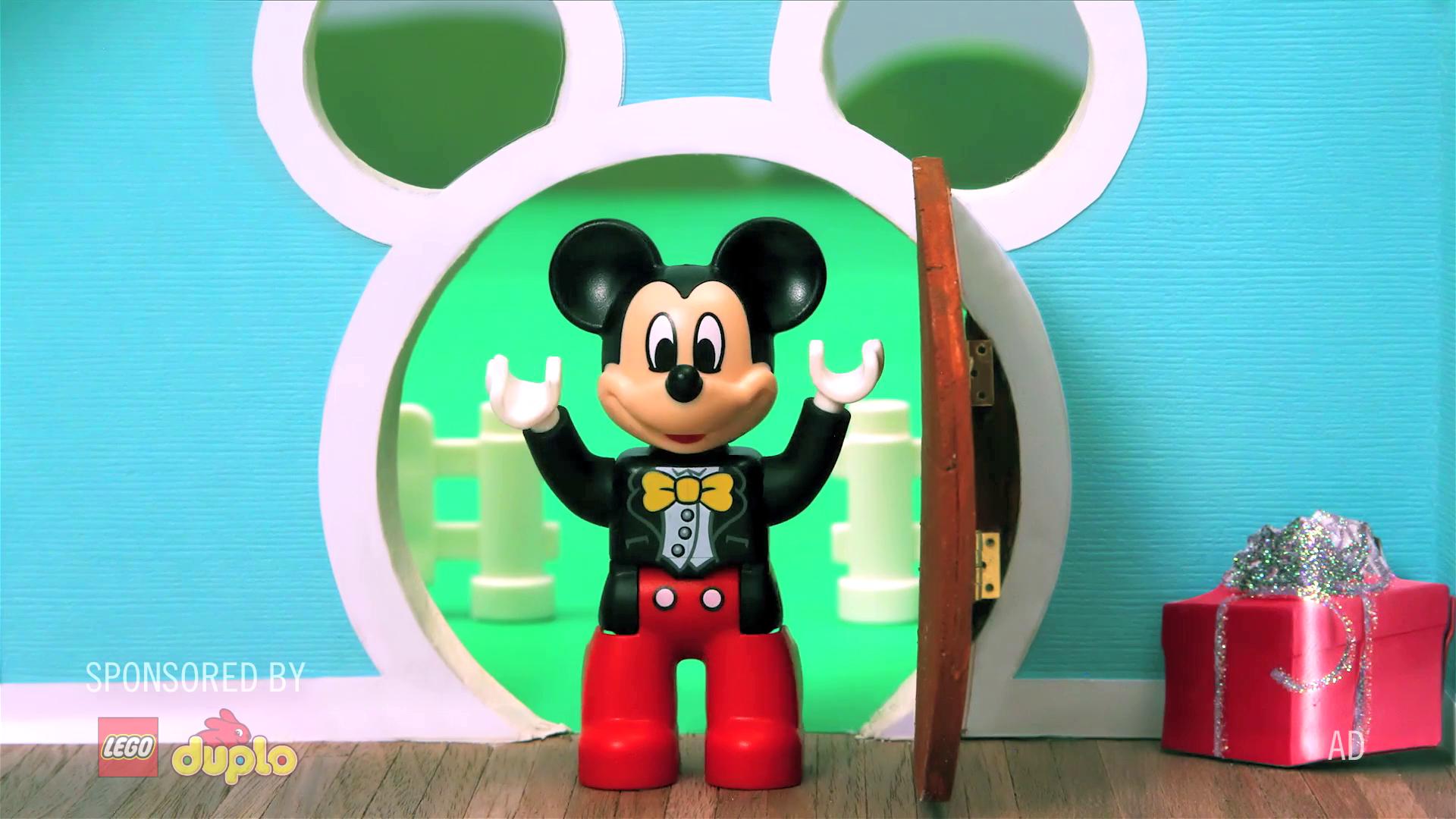Mickey's Surprise Birthday