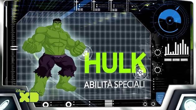 Marvel's Avengers Assemble - Hulk
