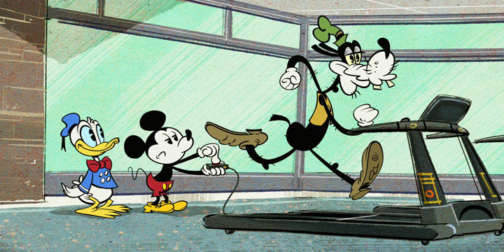 Disney Mickey Mouse: Ep. 210/29