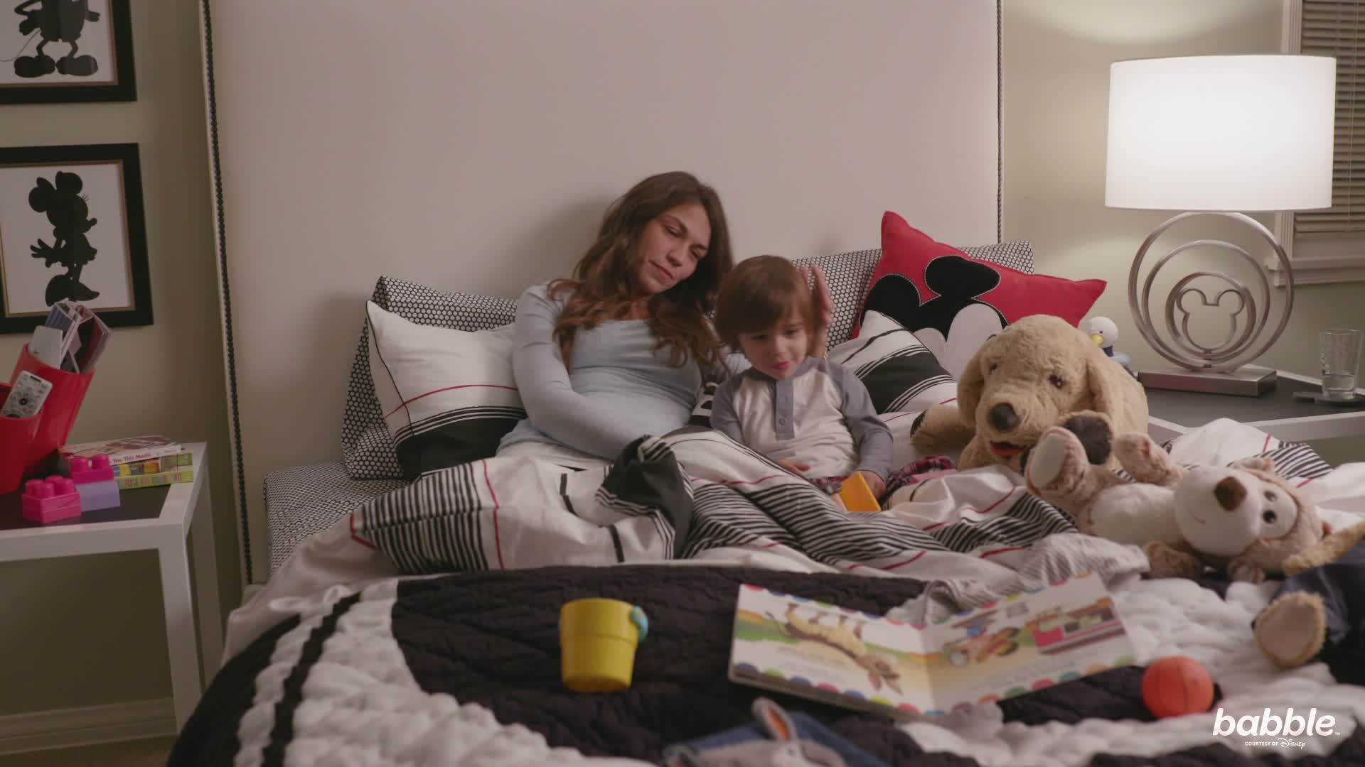 The Parents You Meet at Bedtime | Babble