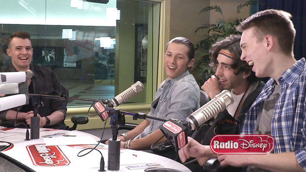 The Cast of Kickin' It - Radio Disney Interview