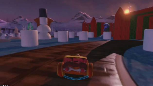 Winter Express - DISNEY INFINITY Toy Box