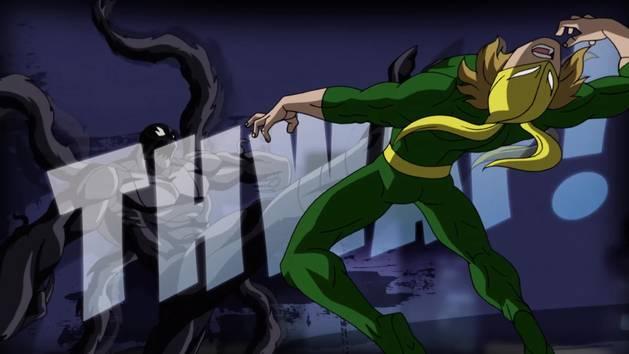 Ultimate Spider-Man - Vechten tegen je vrienden