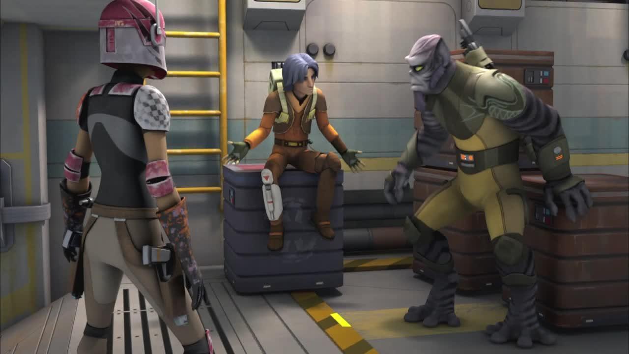 Star Wars Rebelianci: Przewodnik Padawana