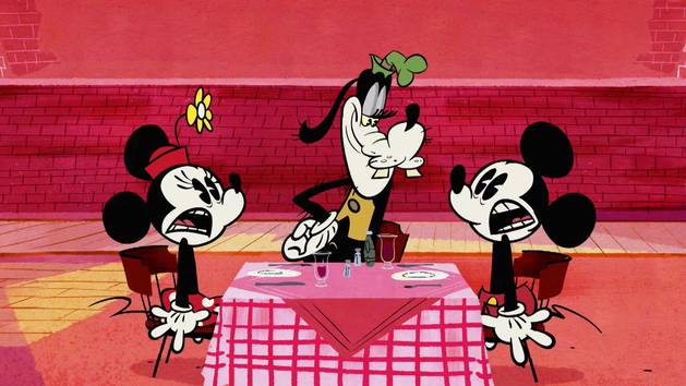 Mickey Mouse Short: Third Wheel
