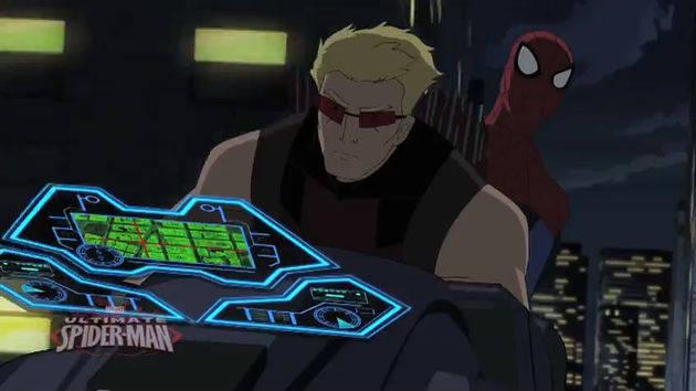 """""""Hawkeye"""" clip"""