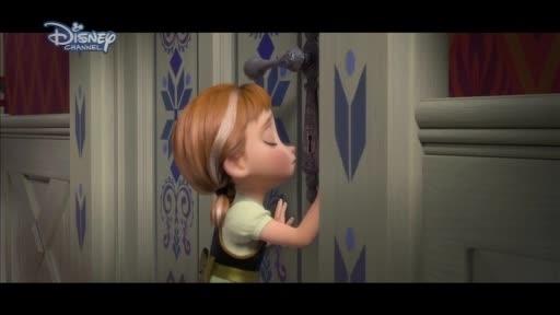 Frost - Vill du inte ut och leka?