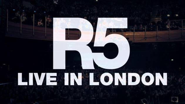"""Loud"" (Live In London) - R5"