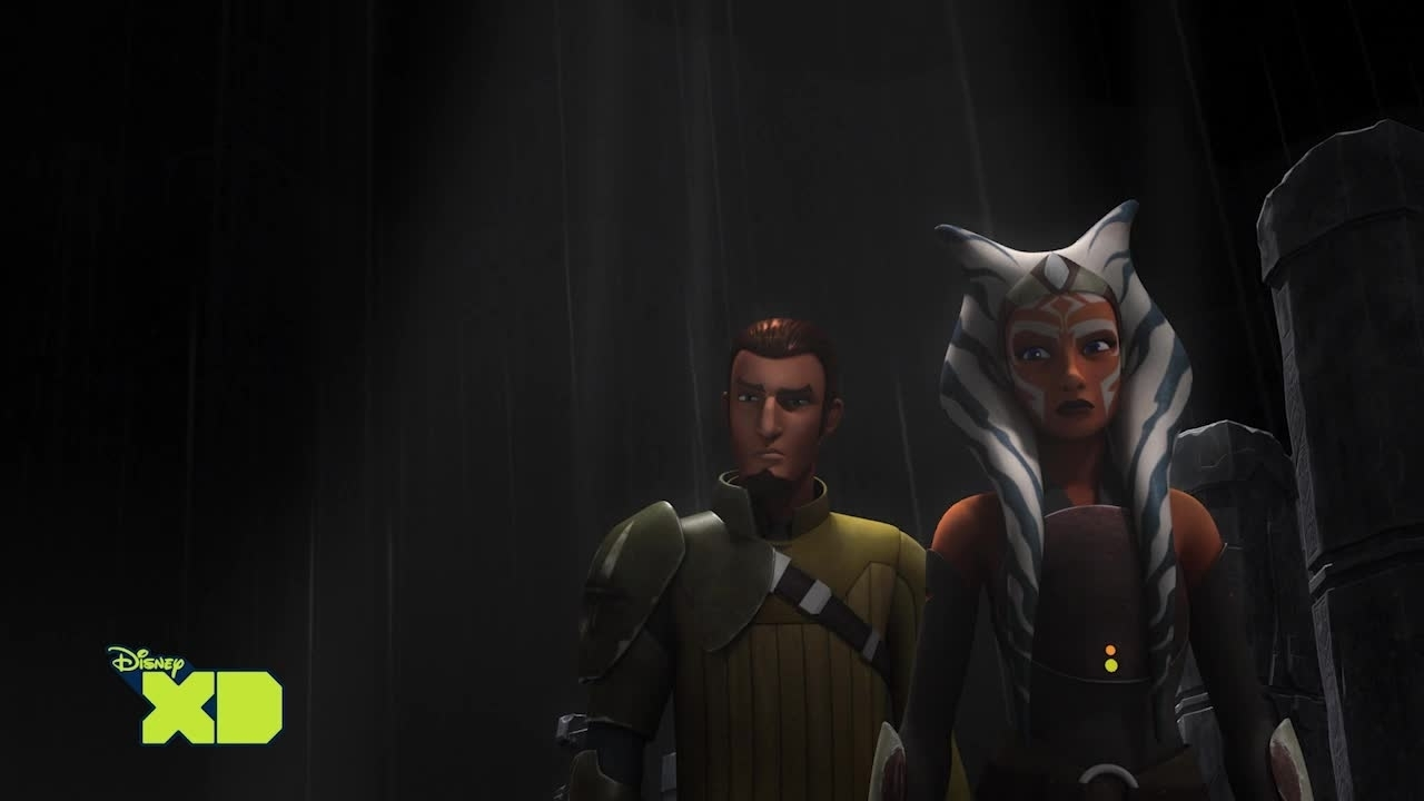 Star Wars Rebels - Episodio 36